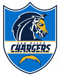 New San Diego Chargers Logo Rosterresource Com
